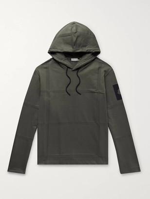 Craig Green Moncler Genius 5 Moncler Logo-Print Cotton-Jersey Hoodie