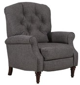 Ash Brantley Manual Recliner August Grove Upholstery Color