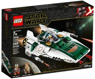 Lego Star Wars Resistance A-Wing Starfighter