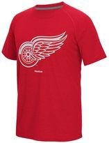 Reebok Men's Detroit Red Wings Emblem Tee