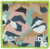 DSQUARED2 Square scarves - Item 46531518