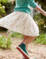 Boden Ric Rac Tulle Skirt