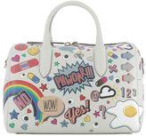 Anya Hindmarch Beige Leather Handle Bag