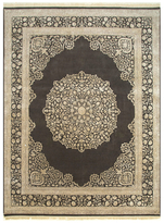 Prizma Spectra Hand-Knotted Wool & Silk Rug