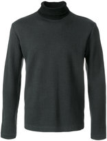 Stephan Schneider contrast roll neck sweater