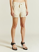 Ann Demeulemeester Women's Sheer Metropolis Shorts