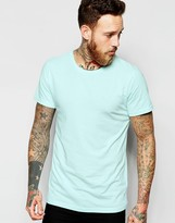 Dr Denim Patrick Lightweight T-shirt Light Mint