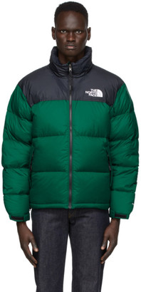 The North Face Green Down 1996 Retro Nuptse Jacket