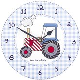 Jo-Jo JoJo Maman Bebe Digger Clock