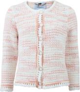 Blumarine Short Tweed Jacket
