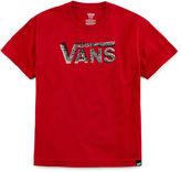 Vans Short-Sleeve Graphic Tee - Boys 8-20