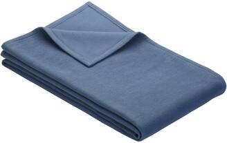 Ibena Cotton Pure Jacquard Queen Bed Blanket