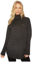 MICHAEL Michael Kors Solid Sweater Poncho Women's Clothing