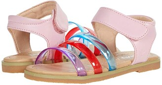 Emu Verona (Toddler/Little Kid/Big Kid) (Pink) Girl's Shoes