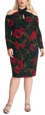 Rachel Roy Plus Size Printed Simone Dress
