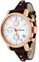 Fossil Original Boyfriend ES3616 Women's Stainless Steel Watch Chronograph