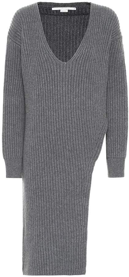 Stella McCartney Cashmere and wool dress