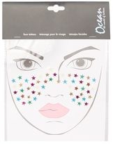 Star freckle face stickers