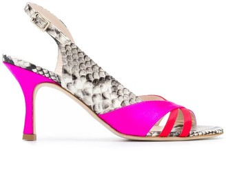 Couture Gia Frida sandals