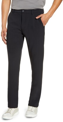 Nordstrom Performance Flat Front Stretch Chino Pants