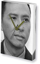 Seasons DONNIE YEN - Canvas Clock (A4 - Signed by the Artist) #js001