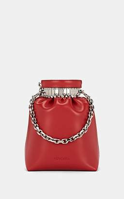 Altuzarra Women's Ice Leather Bucket Bag - Red