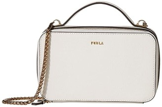 Furla Babylon Large Crossbody (Talco) Handbags