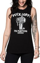 Metal Mulisha Women's Party Riding Muscle Tank