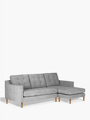 John Lewis & Partners Draper RHF Chaise End Sofa