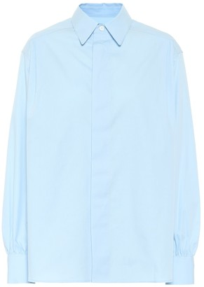 Ami Cotton poplin shirt