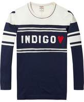 Scotch & Soda Indigo Sportive Sweater