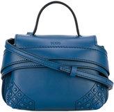 Tod's studded shoulder bag