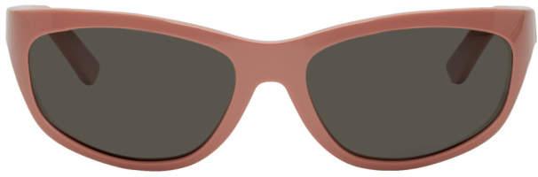 Acne Studios Bla Konst Pink Lou Sunglasses