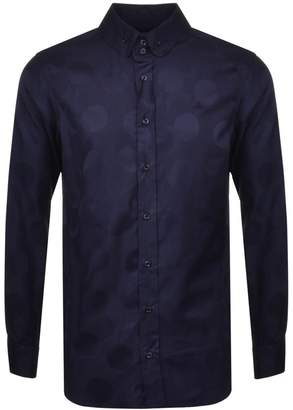 Vivienne Westwood Sun And Moon Shirt Navy