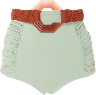 Johanna Ortiz Captivation Belted Bikini Bottom
