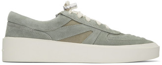 Fear Of God Green Strapless Skate Low Sneakers
