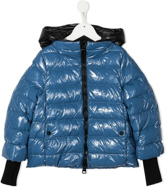 Herno Two-Tone Padded Jacket