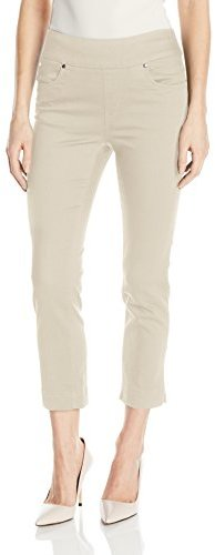 Tribal Women's Pull-on Super Stretch Capri