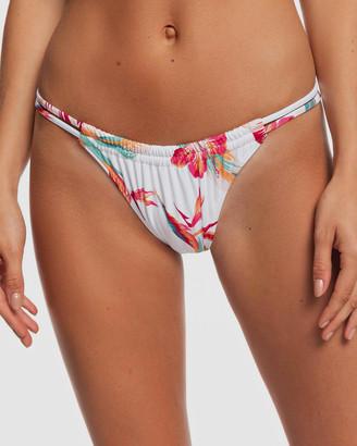 Roxy Womens Lahaina Bay Mini Separate Bikini Pant