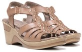 Naturalizer Women's Riddick Medium/Wide Wedge Sandal