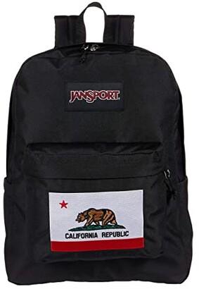 JanSport Superbreak(r) Plus FX (California) Backpack Bags