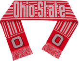 Forever Collectibles Ohio State Buckeyes Glitter Stripe Scarf