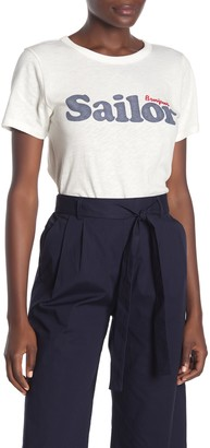 J.Crew Sailor Short Sleeve T-Shirt