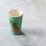 Graham and Green Pineapple Bamboo Cup