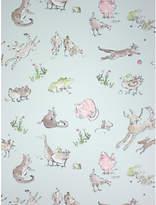 Osborne & Little Quentin's Menagerie Wallpaper