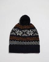 Selected Elias Bobble Hat