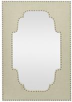 Three Hands Wooden Mirror