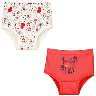 Camilla And Marc Pack of 2 Baby Girl Lovely Day Pants - Sizes - 36 Months (98 cm)