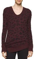 Calvin Klein Animalia Printed Long Sleeve Pullover