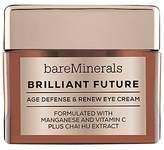 bareMinerals Brilliant FutureTM Age Defense & Renew Eye Cream, 15g